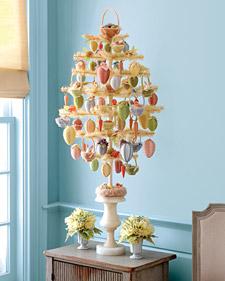 Martha Stewart Easter Tree