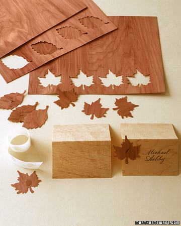 veneer wood crafts