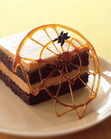 Chocolate Caramel Layer Cake Recipe   Martha Stewart