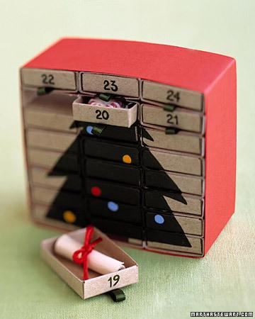 ka98981 hol01 advent xl 30 szépséges Adventi kalendárium ötlet