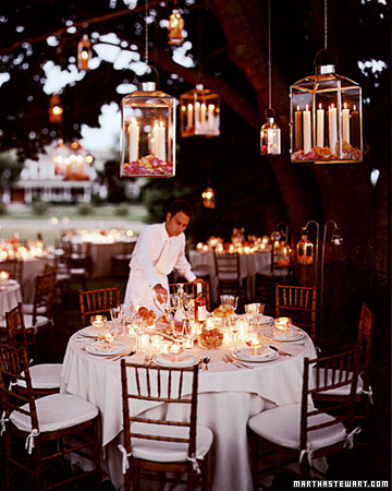 Outdoor Living Outdoor Lighting Ideas Martha Stewart