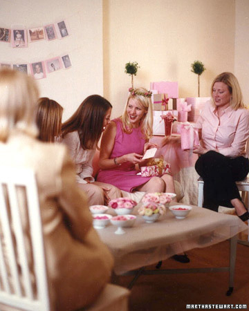 Baby Photos Ideas on Baby Shower Ideas   Martha Stewart Entertaining