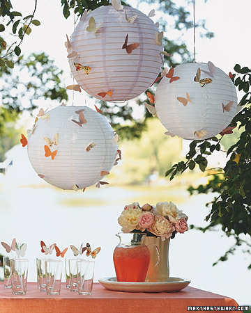Summer Living: Outdoor Party Ideas - Martha Stewart