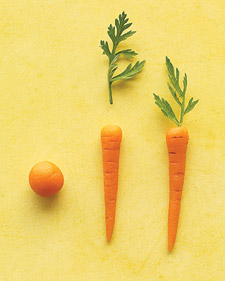 Carrot Cheesecake With Marzipan Carrots Recipes — Dishmaps