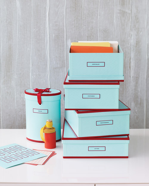 Deliciously Organized Diy Storage Boxes Add Trim