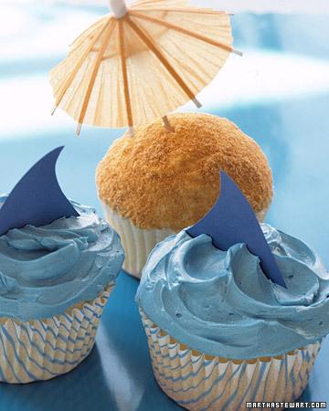 Cupcakes: Summer Cupcakes - Martha Stewart