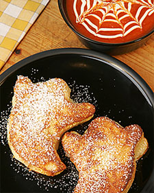 Ghost of Monte Cristo Sandwiches Recipe | Martha Stewart