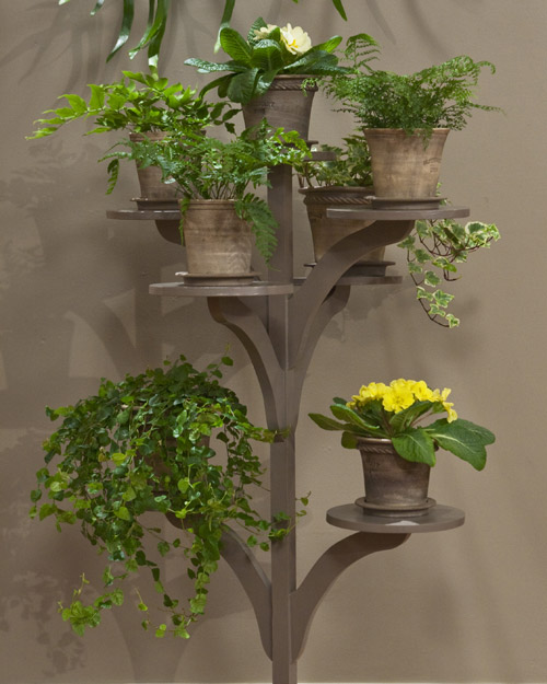 Plant stand diy plans diy free download wood craft plans How to build a tiered plant stand