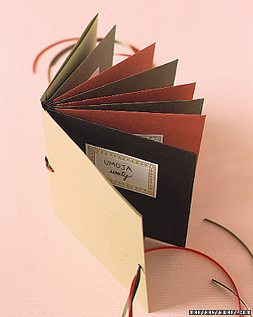 Pay for paper handmade books