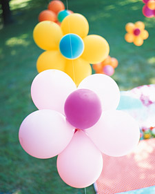 Flower Power Birthday Party - Recipes, Crafts, Home Décor and More