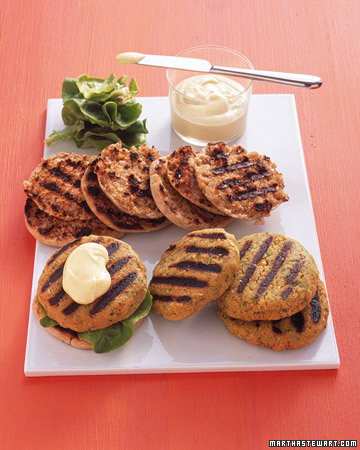 Today's Recipe: Chickpea Burger - Everyday Food Blog - MarthaStewart ...