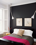 Black-and-White Rooms