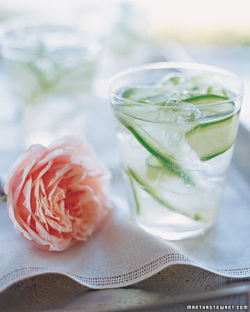 Outdoor Living: Outdoor Party Drinks and Appetizers - Martha Stewart