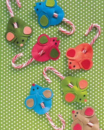 Craft Ideas Sell on Christmas  Easy Christmas Crafts   Martha Stewart