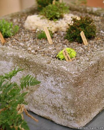 Large Concrete Planters DIY