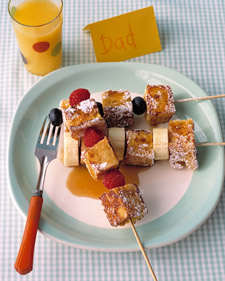 French Toast Kebabs from Martha; French Toast Kebabs from Project ...