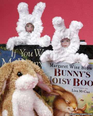 Honey Bunny Bookmark by Martha Stewart