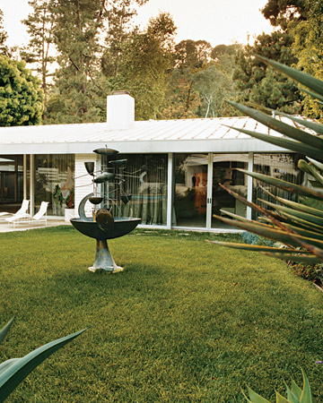 Home Tour: Mid-Century Modern in L.A.