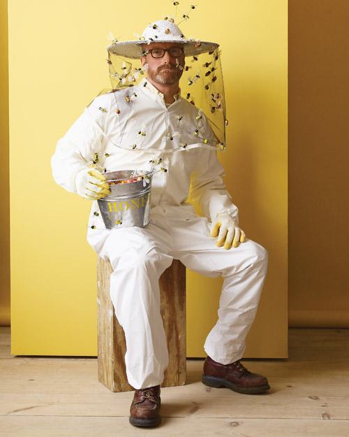 Beekeeper Costume | Martha Stewart