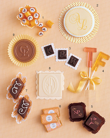 Candy Shopping: Monogrammed Treats | Step-by-Step | DIY Craft How