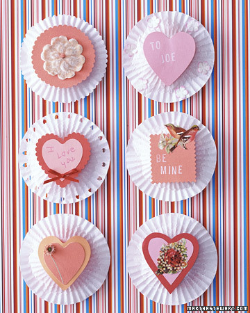 Martha Stewart Valentine's Day Resources and crafts printable valentines crafts