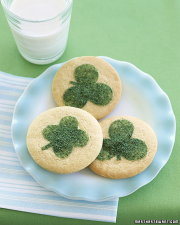 Clover Cookie Templates