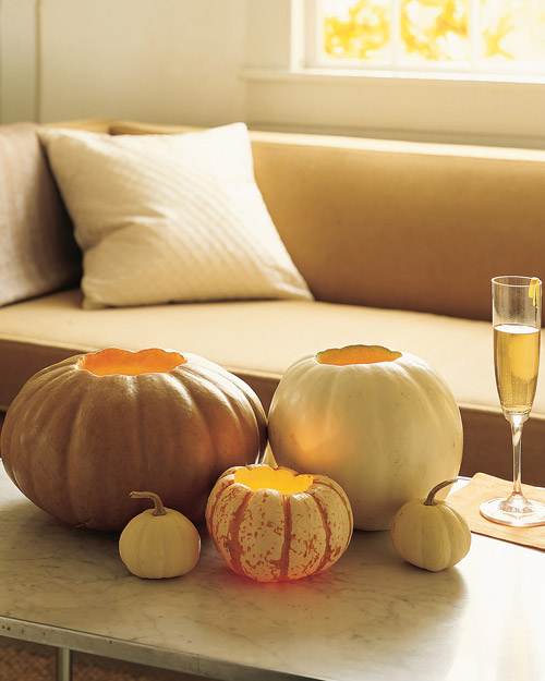 pumkin tealight holder 1