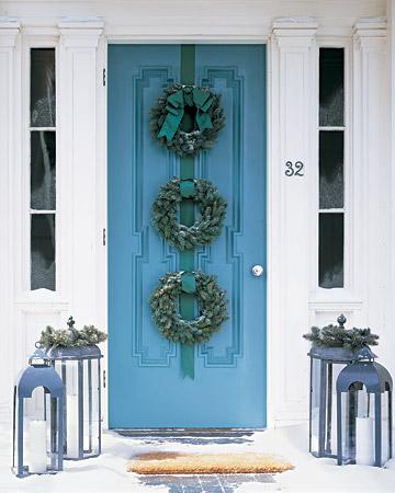 Martha Stewart - Wreath Trio