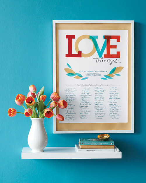 Quot Love Always Quot Poster Step By Step Diy Craft How To S