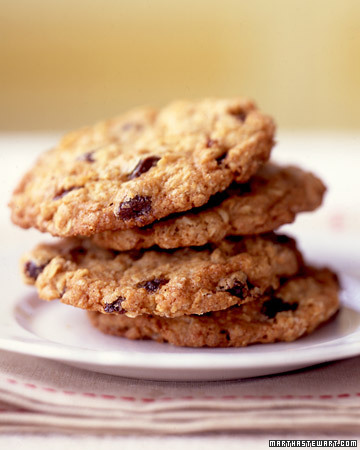 Martha Stewart's Oatmeal Cookies Of The.