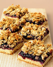 Blueberry Bonanza Bars