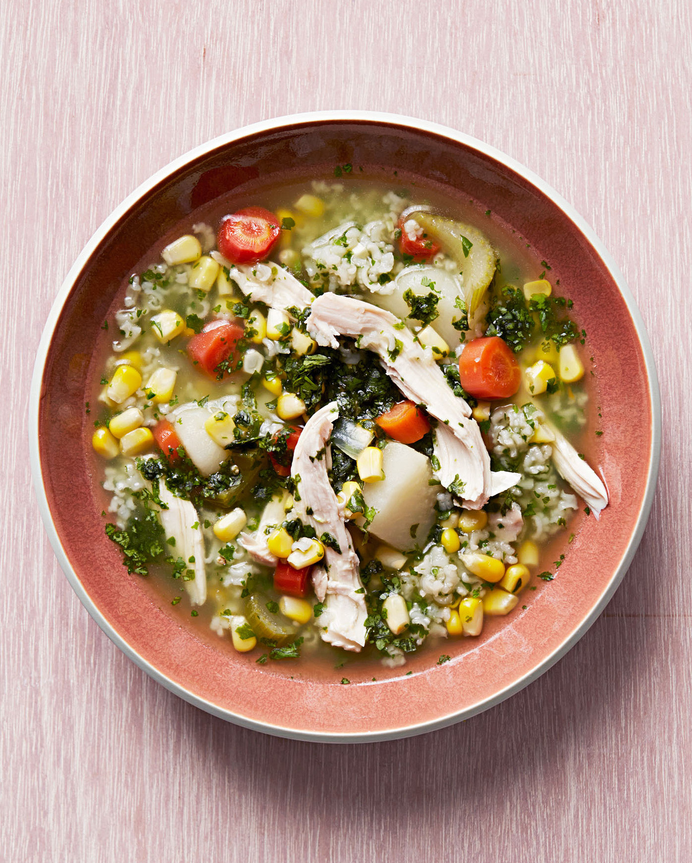 Meal Ideas With Chicken Noodle Soup: Healthy And Hearty Dinners Because It's Cold Outside