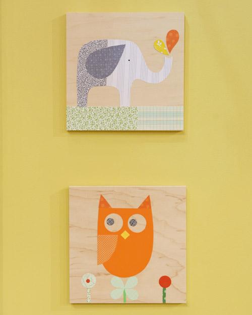 Owl template printable martha stewart - photo#10