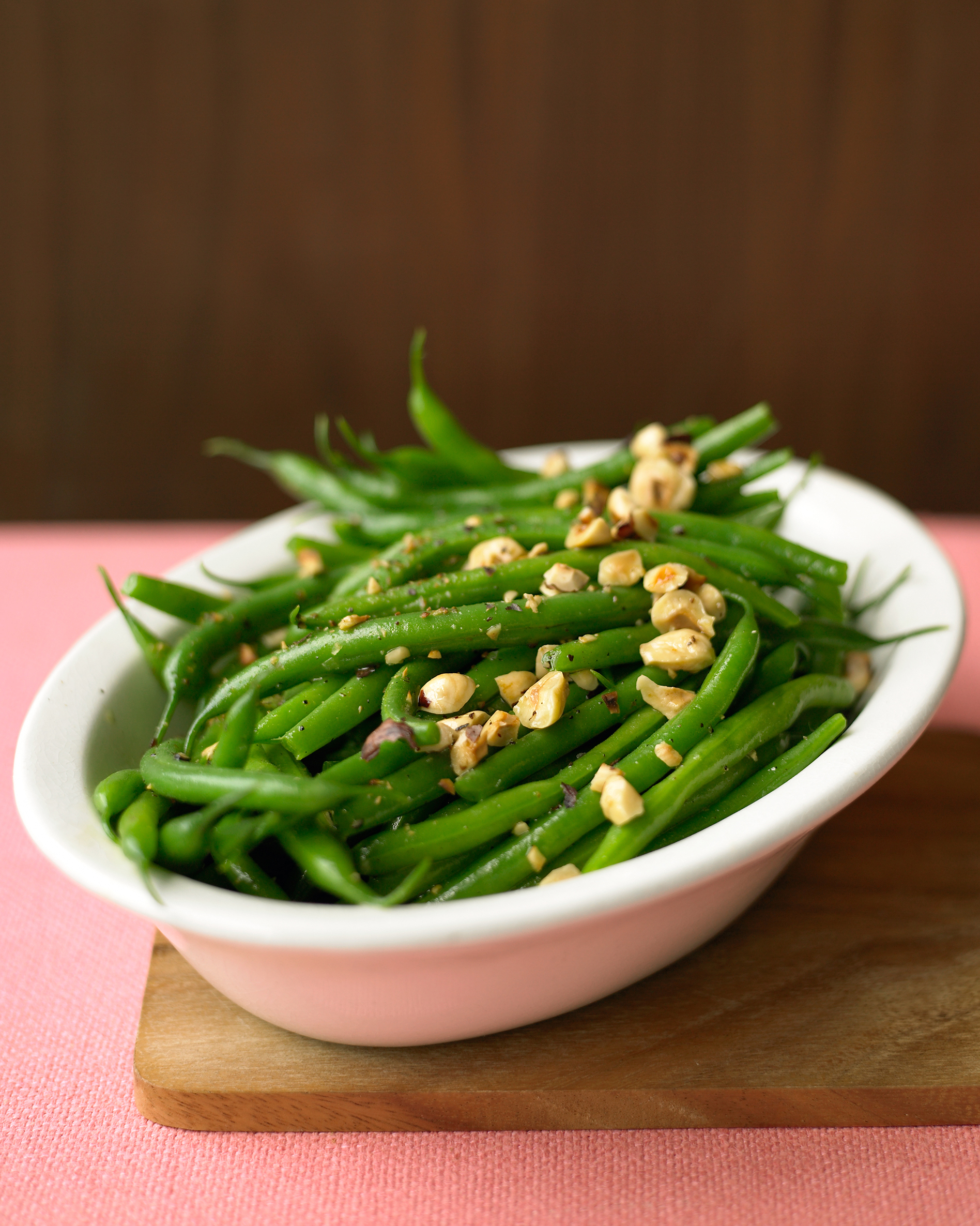 Marvelous Microwave Steamed Garlic Green Beans Martha Stewart Caraccident5 Cool Chair Designs And Ideas Caraccident5Info