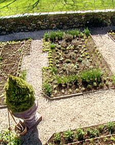 Marthas Turkey Hill Herb Garden Recipes Crafts Home