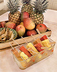 Mexican Fruit Pops, Recipe from Martha Stewart Living ...