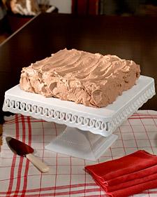Martha Stewart Old Fashioned Hot Milk Cake