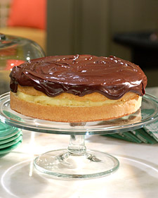 Boston Cream Pie Recipe & Video | Martha Stewart
