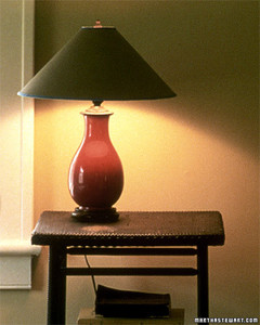 Lamps and lampshades martha stewart lamps and lampshades aloadofball Gallery