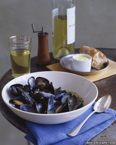 Mussel Recipes