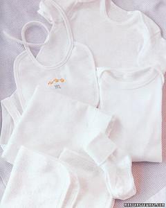 Baby Laundry 101 Martha Stewart