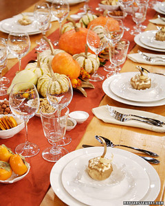 Macy\'s Thanksgiving Table Setting | Martha Stewart