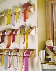 Ribbon Storage Racks & Ribbon Storage Racks | Martha Stewart