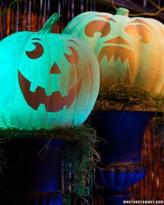Glow-in-the-Dark Halloween
