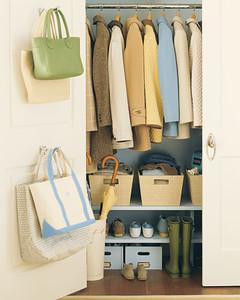 Superb Coat Closet Organizer