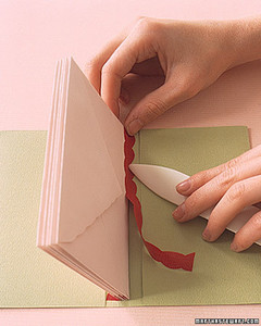 How to bind photos into a book
