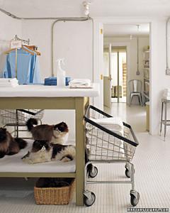 Martha's Laundry Room