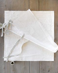 cat hammock materials instructions fabric step three