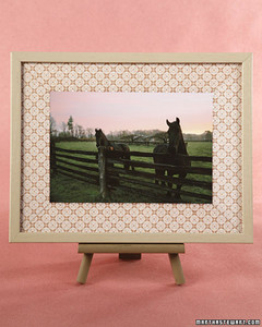 Ribbon Frame