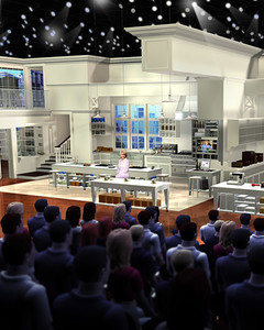 ''The Martha Stewart Show'' Set Tour